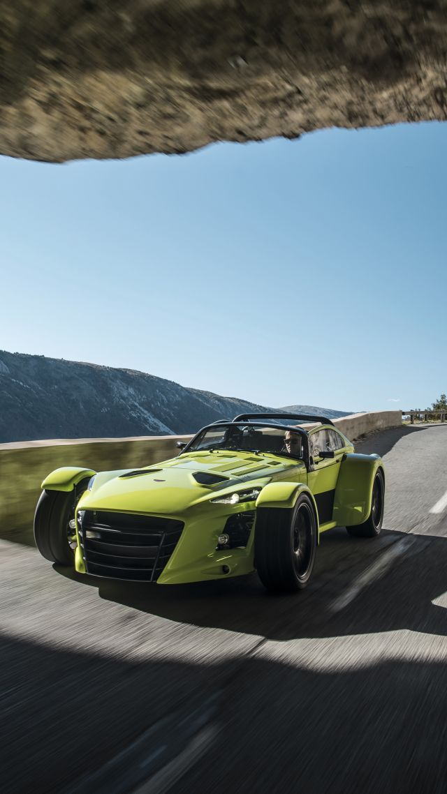 Donkervoort D8 GTO-RS, sport car (vertical)