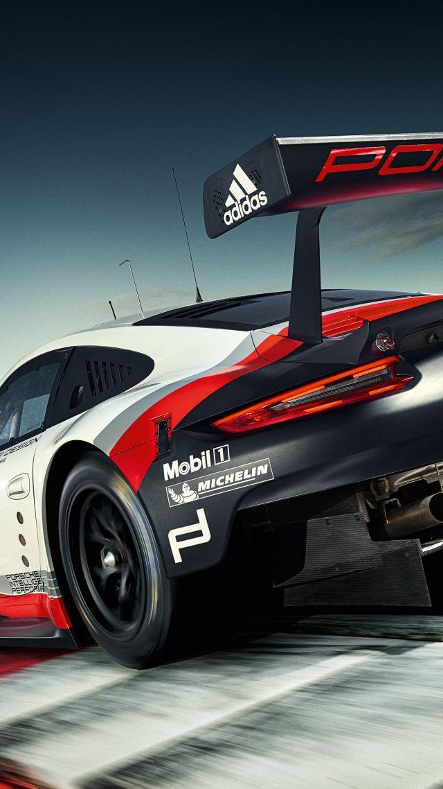 Wallpaper Porsche 911 Rsr Sport Car Racing Cars Amp Bikes