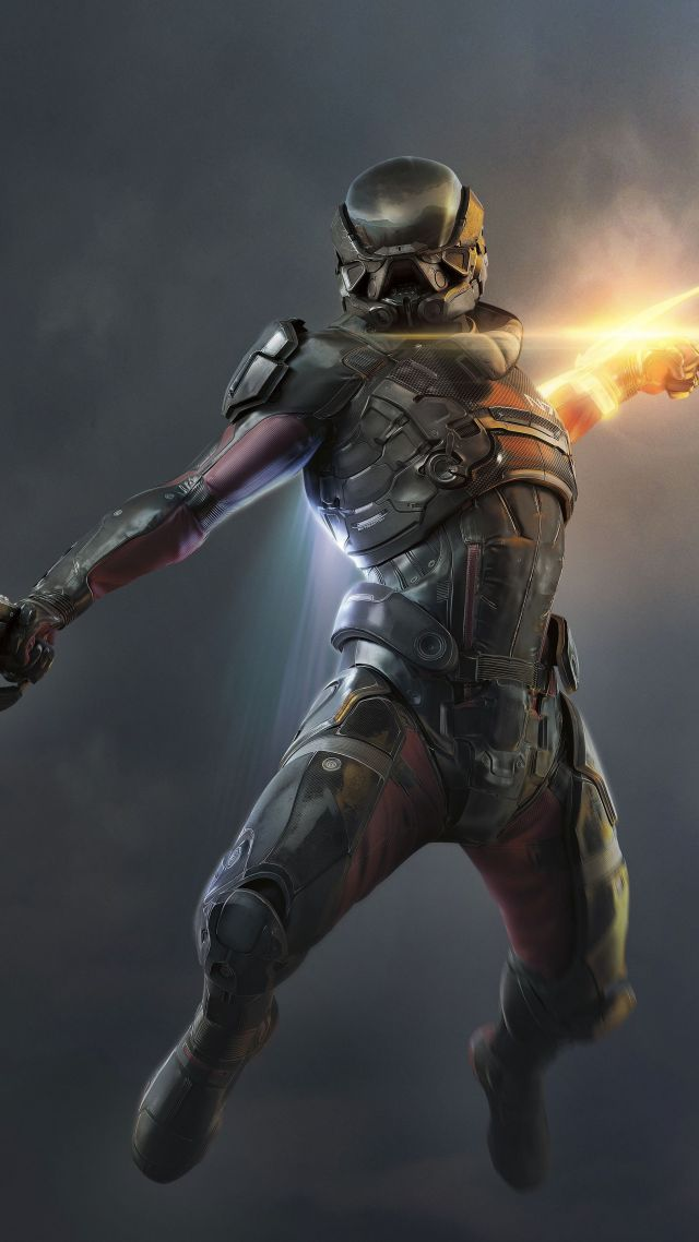 music on iphone wallpaper mass effect andromeda mass effect shooter 12668