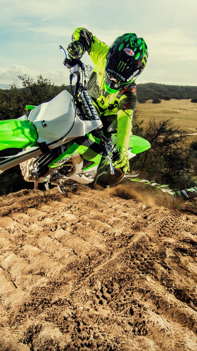 Wallpaper Kawasaki Kx450f Hd Wallpaper Best Bikes Cars Bikes 12760