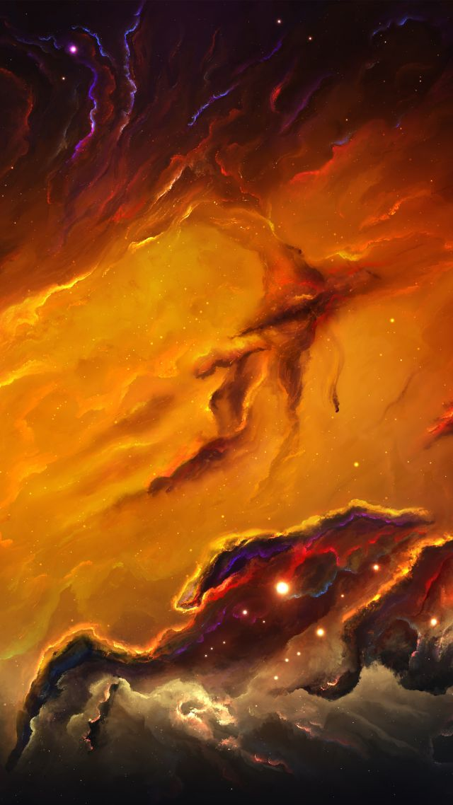 Wallpaper Space 8k Wallpaper Lava 4k 5k Live Wallpaper Android
