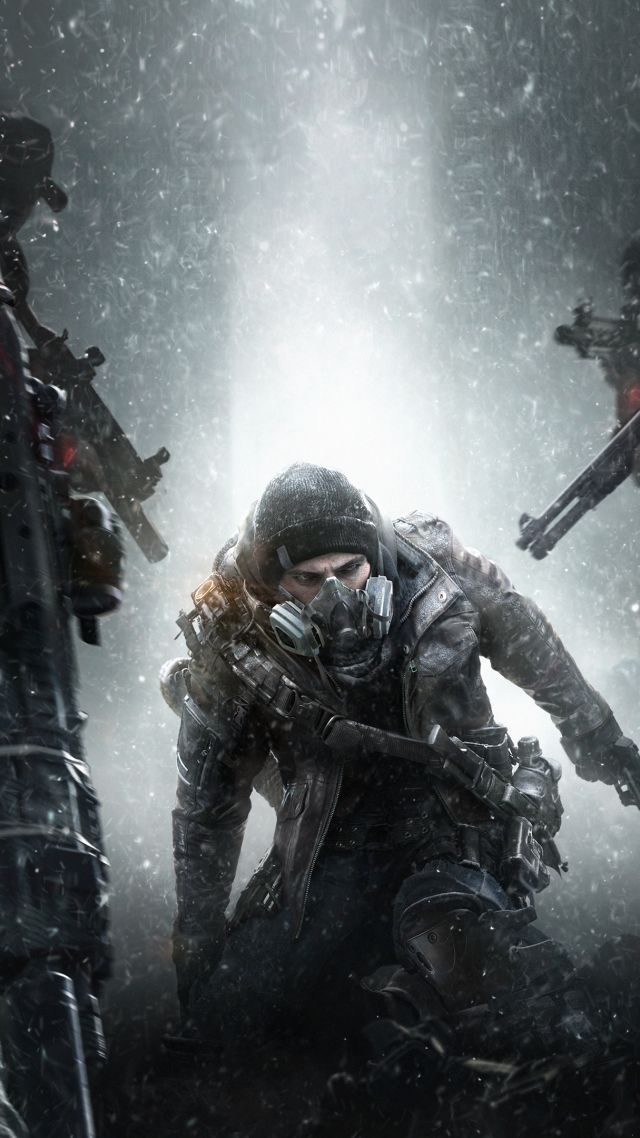 Tom Clancys The Division Survival PS4 PC Xbox One Vertical