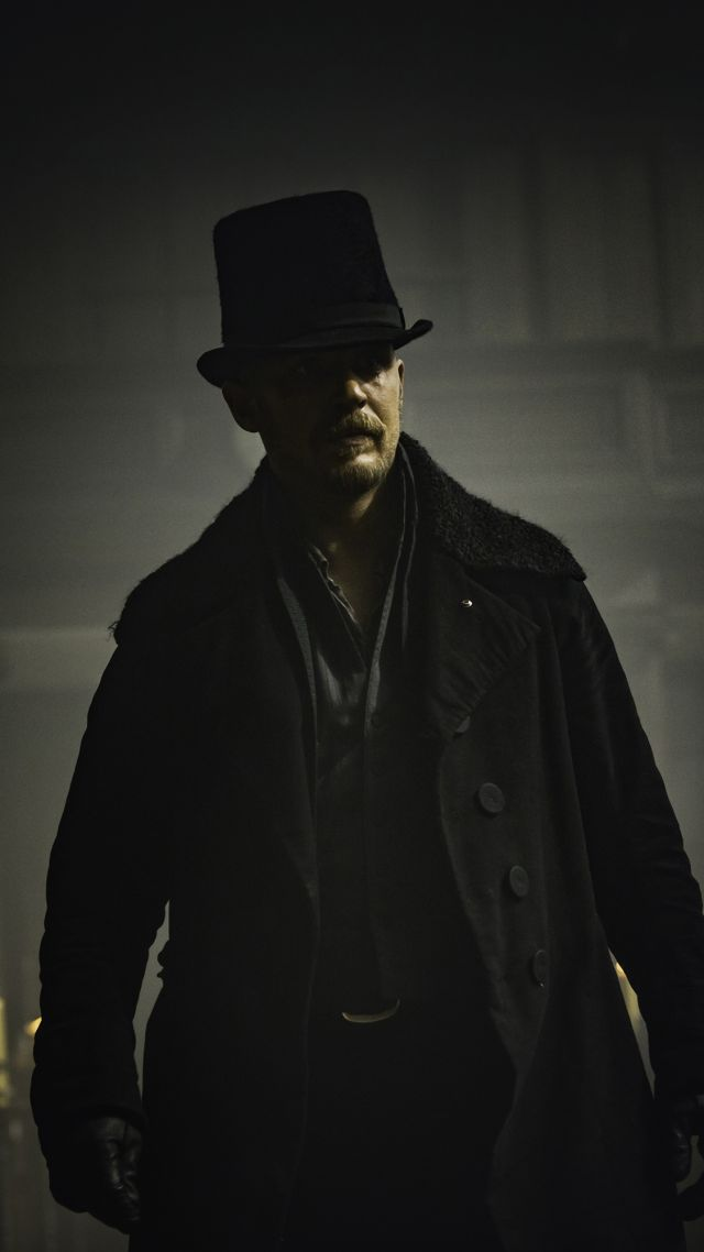 Taboo, Tom Hardy, best tv series (vertical)
