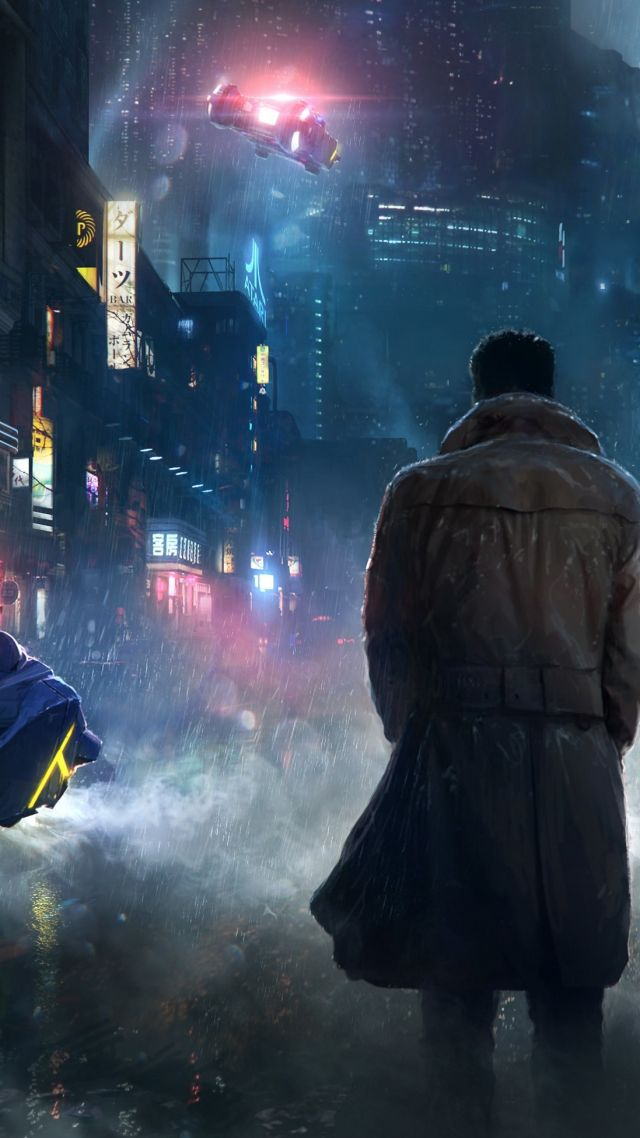 Wallpaper Blade Runner 2049 Art Best Movies Art 12874