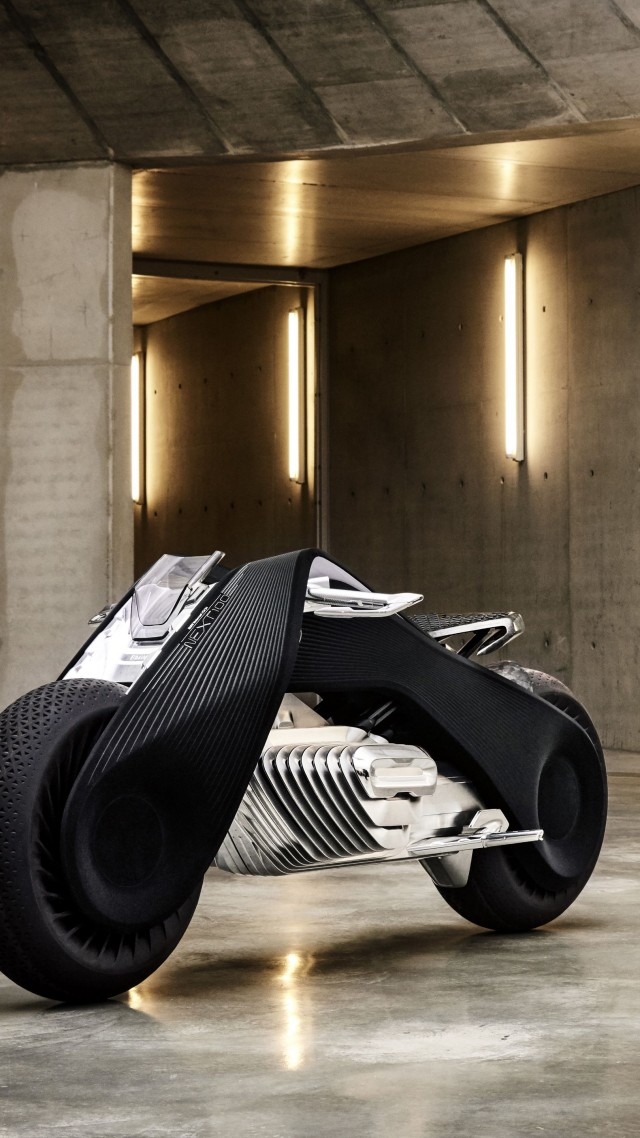 Wallpaper Bmw Motorrad Vision Next 100 8k Hd Wallpaper Concept