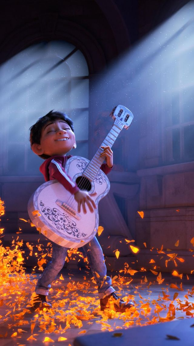 Coco, Gael García Bernal, best animation movies (vertical)