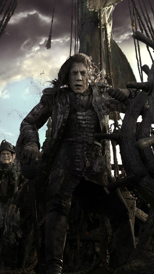 Pirates of the Caribbean: Dead Men Tell No Tales, best movies (vertical)