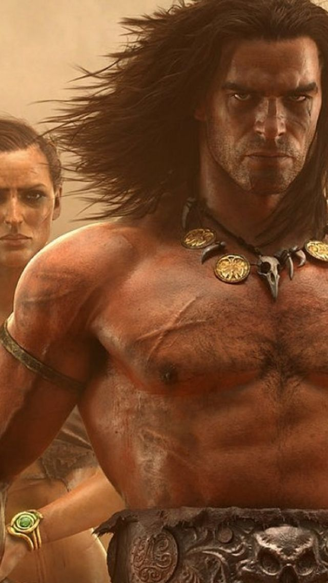 Conan Exiles, MMORPG, best games, PC, PS 4, Xbox One (vertical)