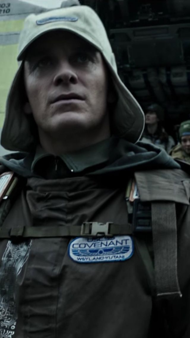 Alien: Covenant, Michael Fassbender, best movies (vertical)