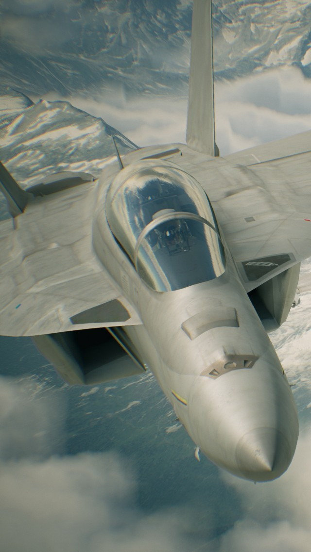 Wallpaper Ace Combat 7 Skies Unknown Best Games Pc Ps 4