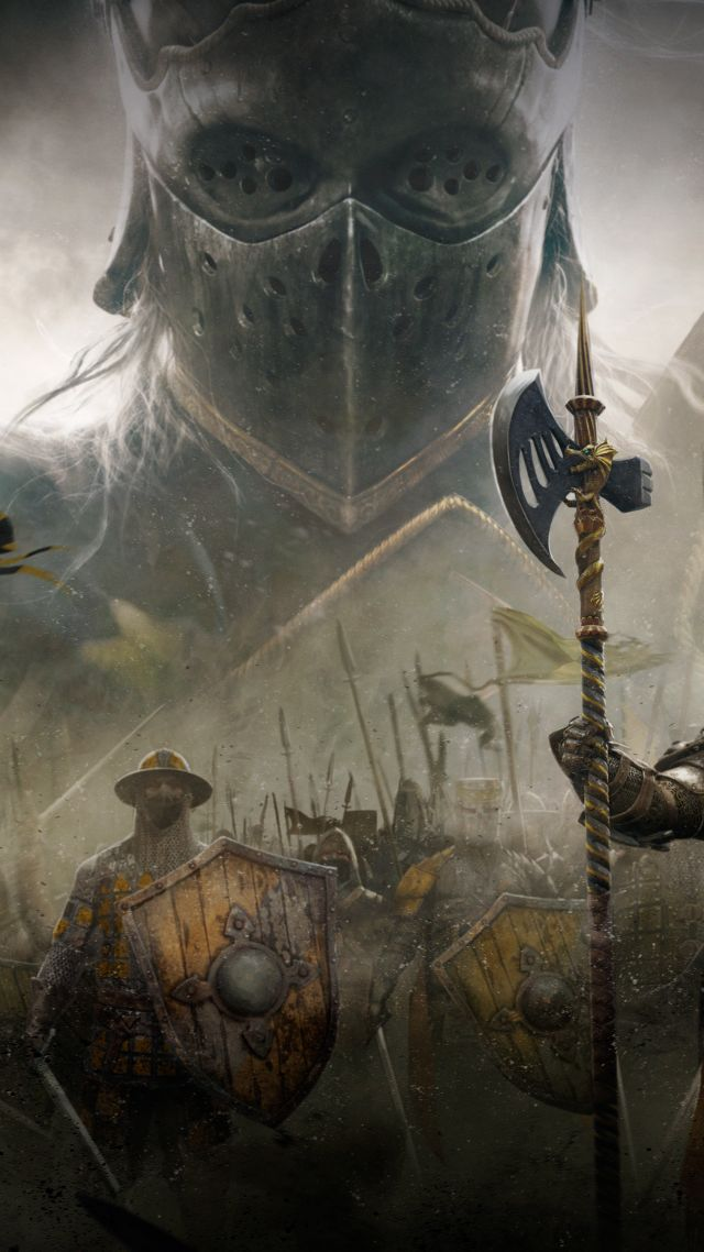 For Honor, best games, PC, PS4, Xbox One (vertical)