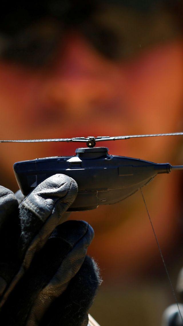 Black Hornet Nano Military Drones Best Vertical