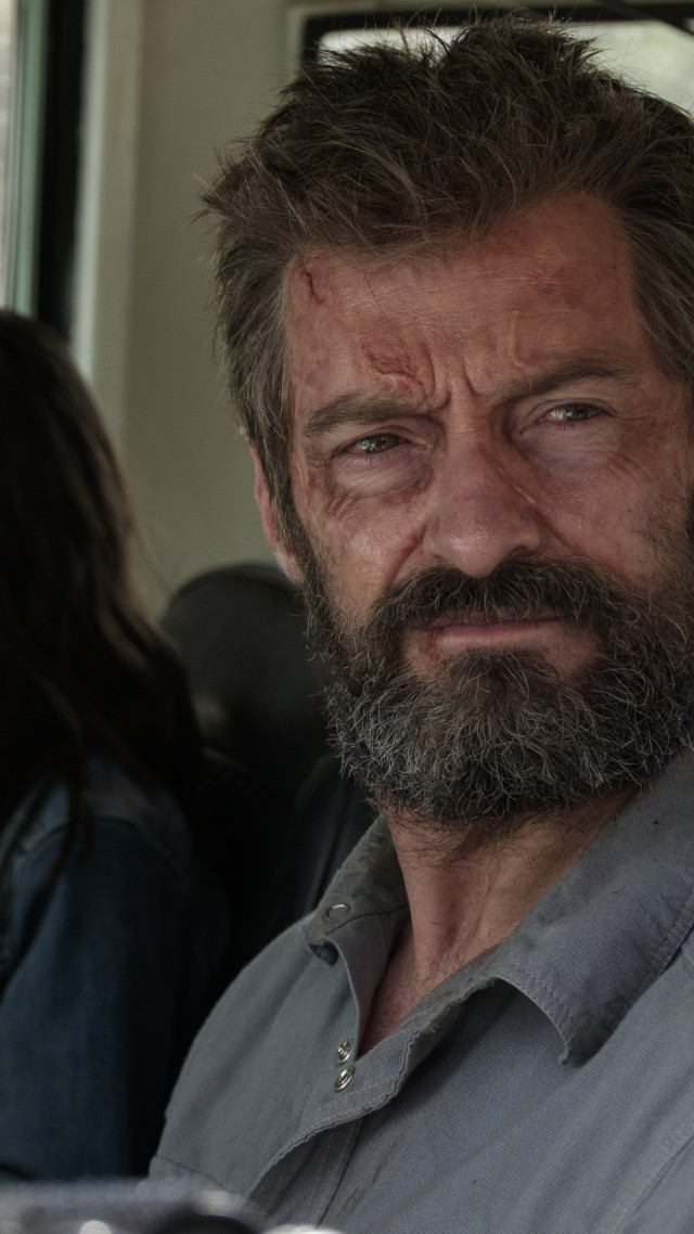 Logan, Hugh Jackman, Dafne Keen, best movies (vertical)