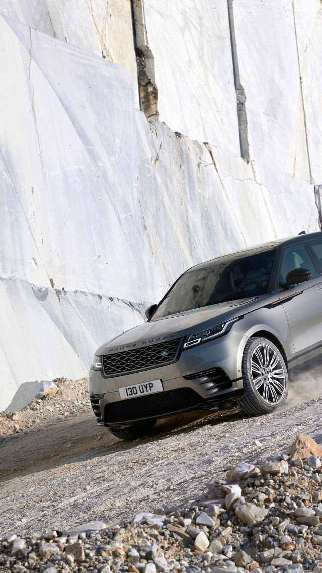 Wallpaper Range Rover Velar Suv Side Cars Bikes 13095