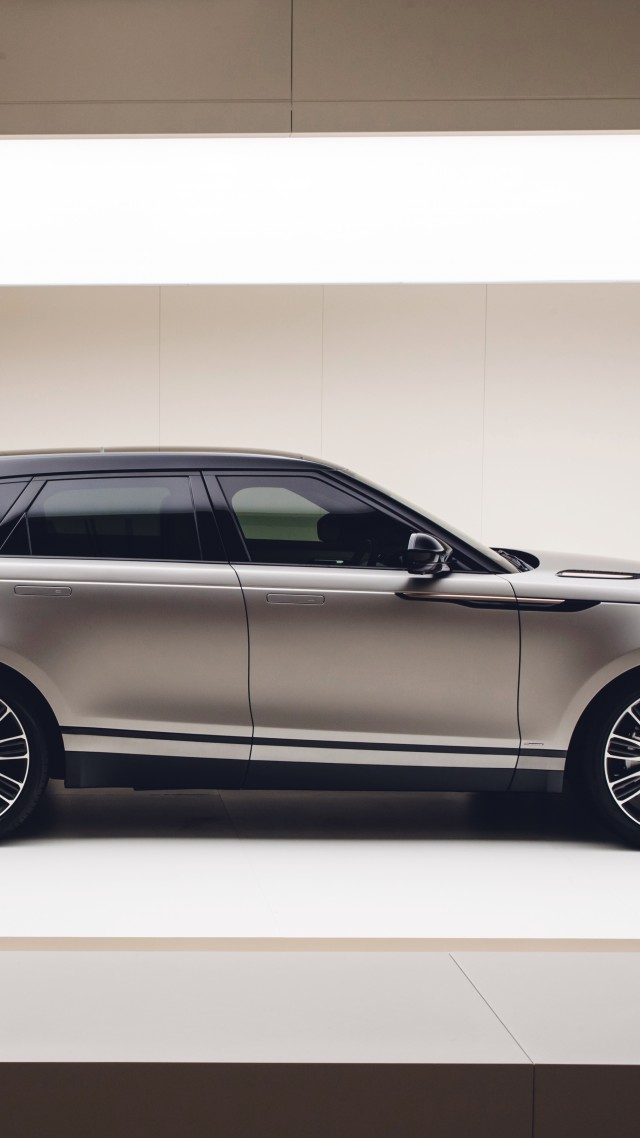 Wallpaper Range Rover Velar Suv Side Cars Bikes 13096