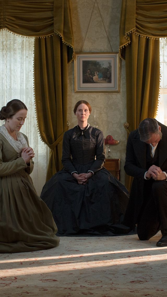 A Quiet Passion, Cynthia Nixon, Emily Dickinson, biographical film (vertical)