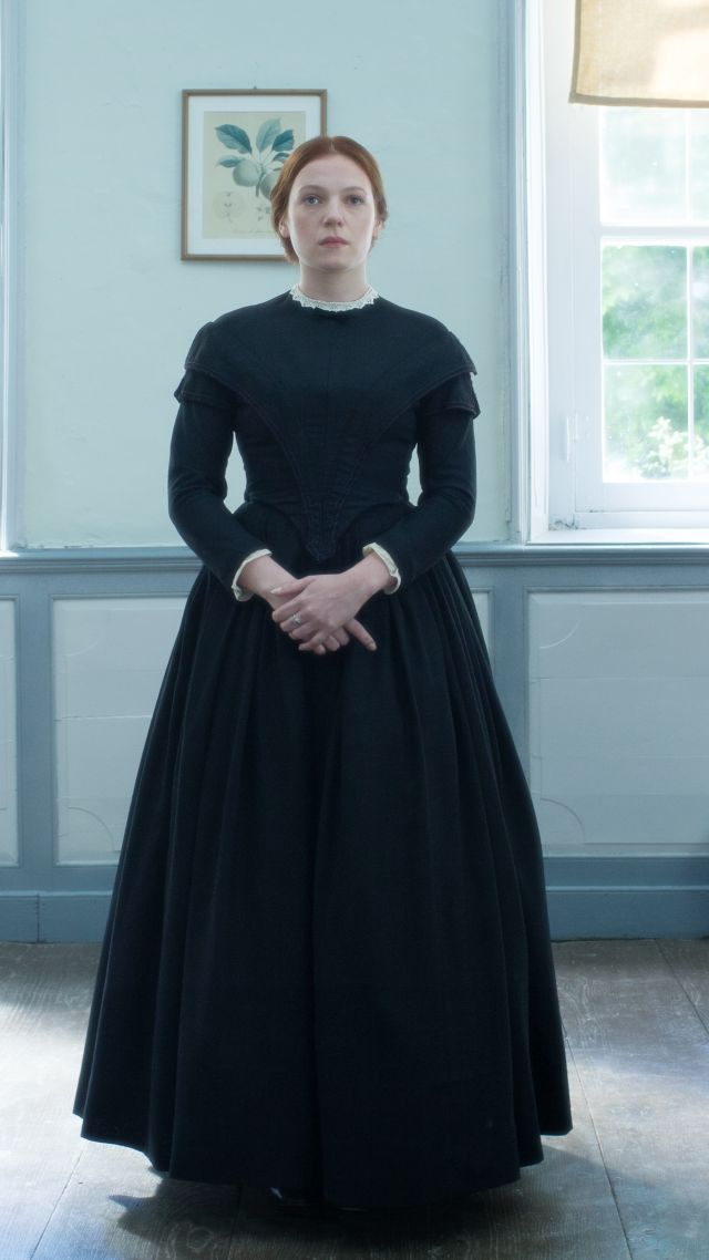 A Quiet Passion, Emma Bell, Emily Dickinson, biographical film