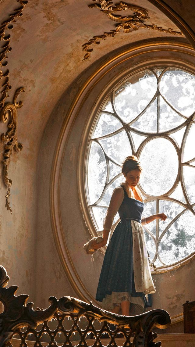 Beauty and the Beast, Emma Watson, best movies (vertical)