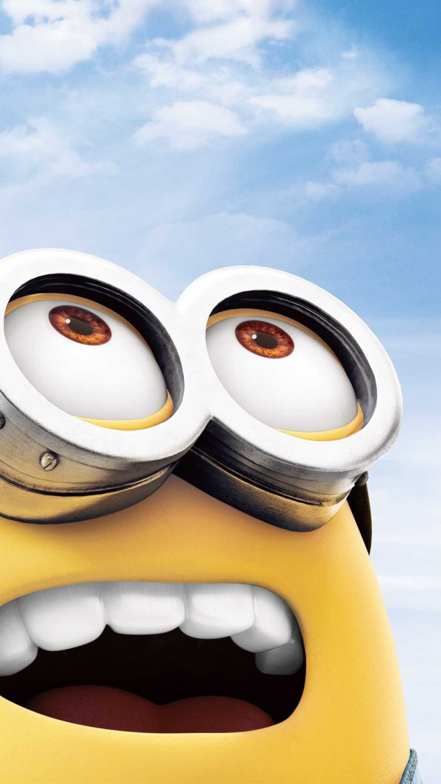 Despicable Me 3, minion, best animation movies (vertical)