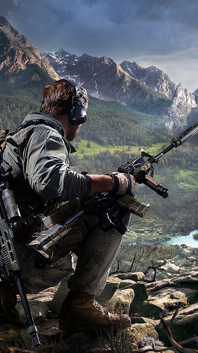 ... Sniper: Ghost Warrior 3, shooter, best games (vertical)