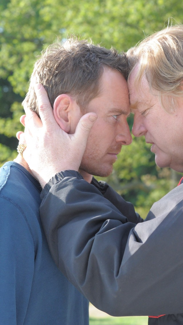 Trespass Against Us, Michael Fassbender, Brendan Gleeson, best movies (vertical)