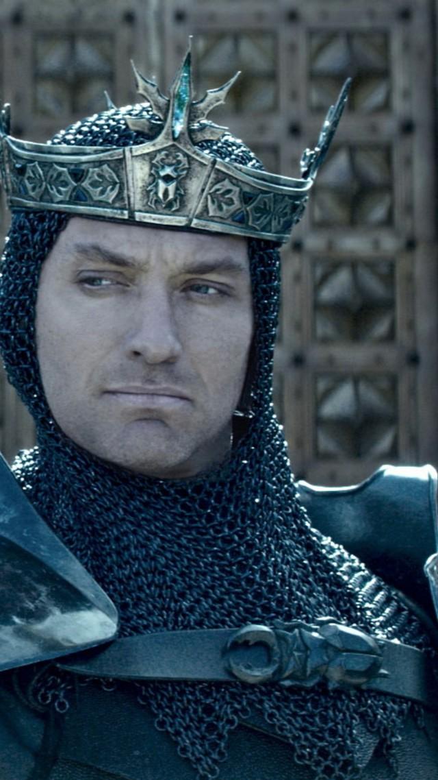 Famous Line Of King Arthur : Wallpaper king arthur legend of the sword jude law best