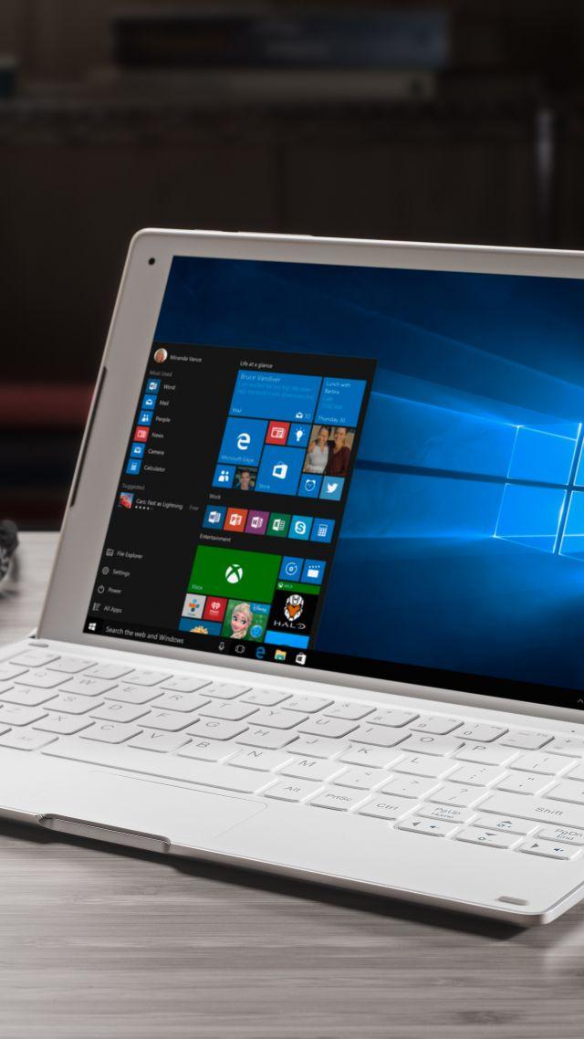 Alcatel Plus 10 Tablet Hybrid Best Laptops Mwc 2017 Vertical
