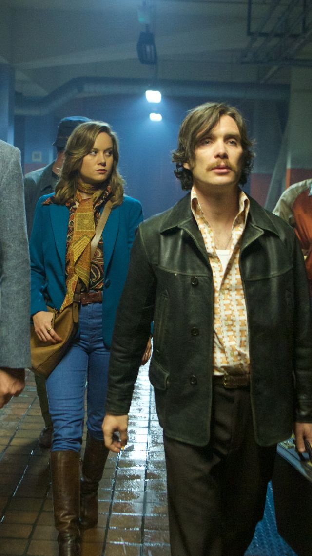 Wallpaper Free Fire, Brie Larson, Cillian Murphy, Sam Riley