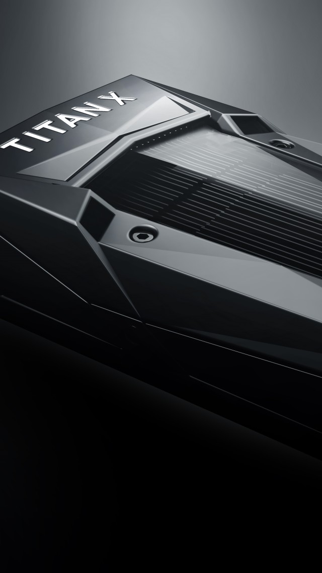 NVIDIA TITAN Xp, graphics card, review (vertical)