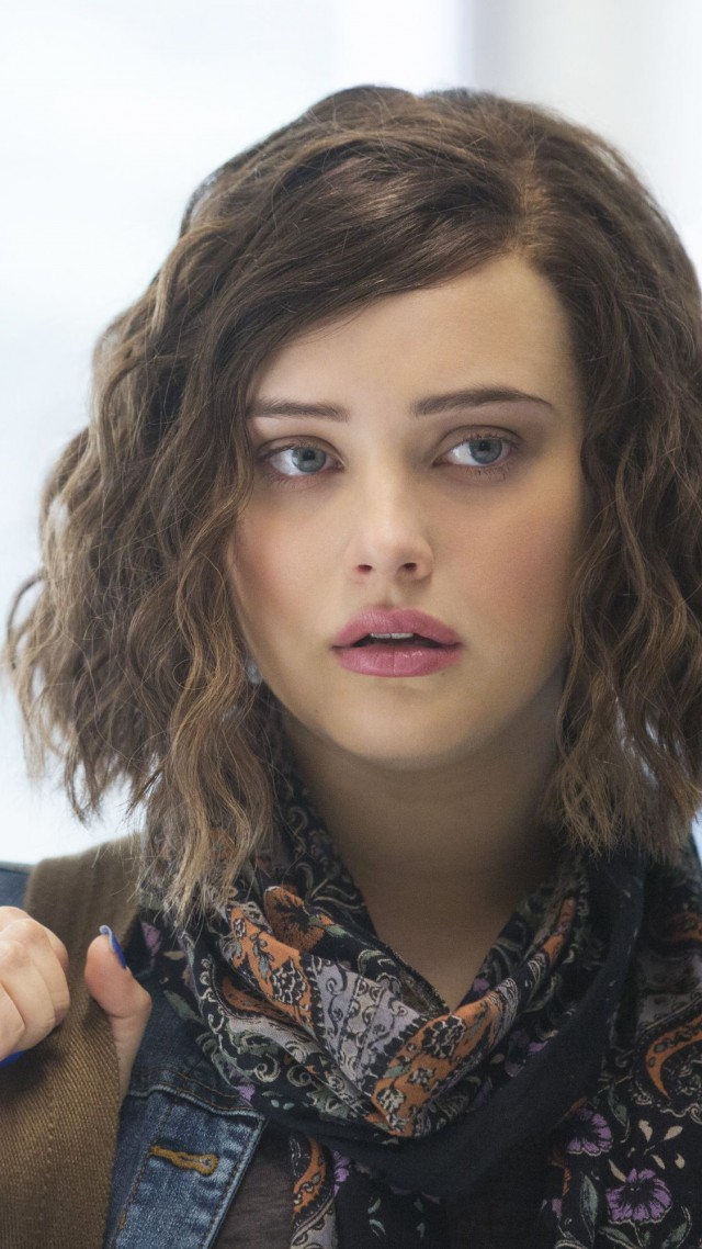 13 Reasons Why, Katherine Langford, best tv series (vertical)