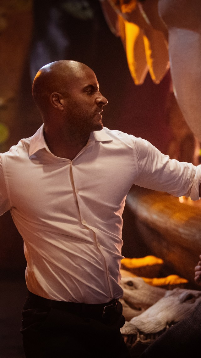American Gods, Ricky Whittle, best TV series (vertical)