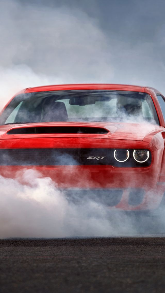 Dodge Ice Charger >> Wallpaper Dodge Challenger SRT Demon, HD wallpaper, red, 2017 New York Auto Show, Cars & Bikes ...
