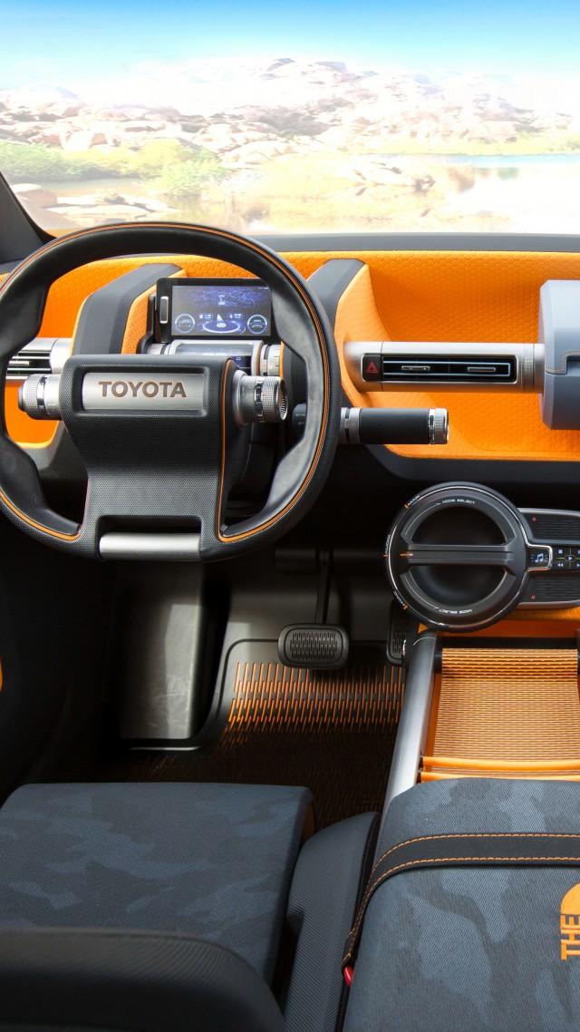 wallpaper toyota ft 4x concept orange interior 2017 new york auto show cars bikes 13388. Black Bedroom Furniture Sets. Home Design Ideas