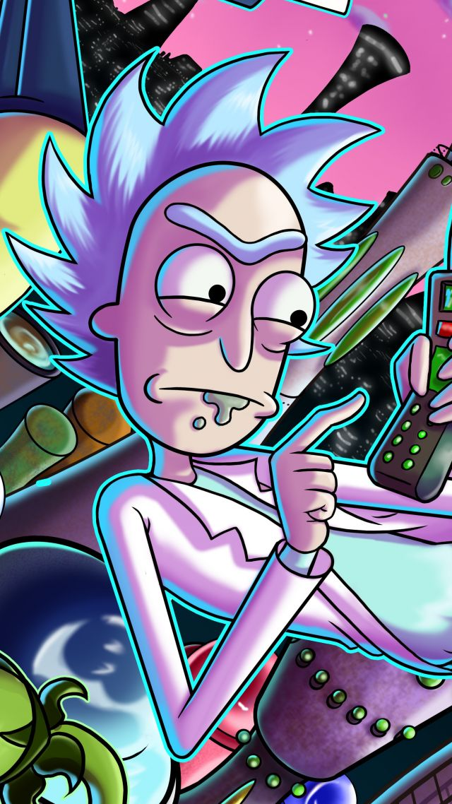 Rick and Morty: Virtual Rick-ality, PC, VR, bast games (vertical)