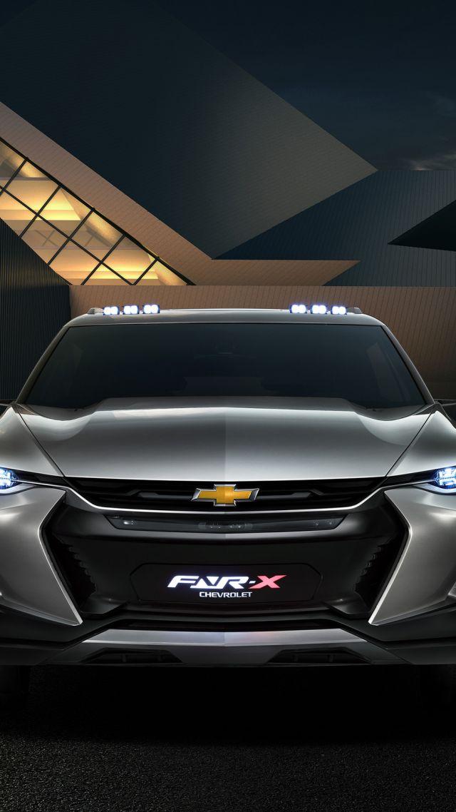 Chevrolet FNR-X Concept: Review >> Wallpaper Chevrolet Fnr X Crossover Shanghai Auto Show 2017 Cars