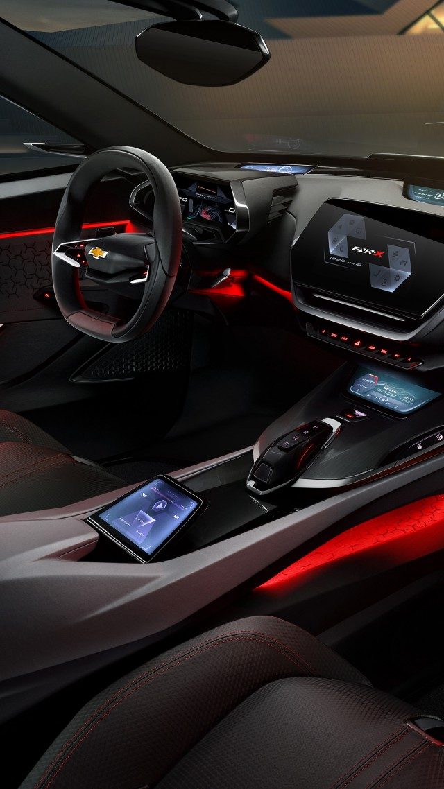 Wallpaper Chevrolet FNR-X, crossover, Shanghai Auto Show ...