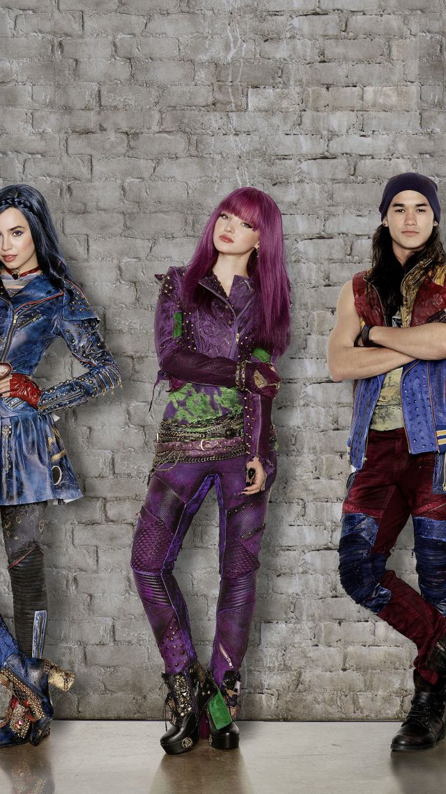 ... Descendants 2, musical, Maleficent, Jafar (vertical)