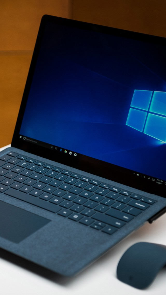Microsoft Surface Laptop, best laptops, review (vertical)