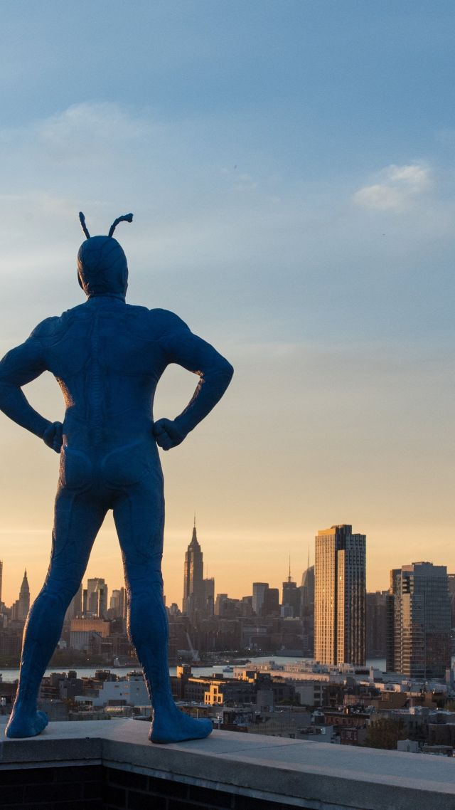 The Tick, Peter Serafinowicz, best tv series (vertical)