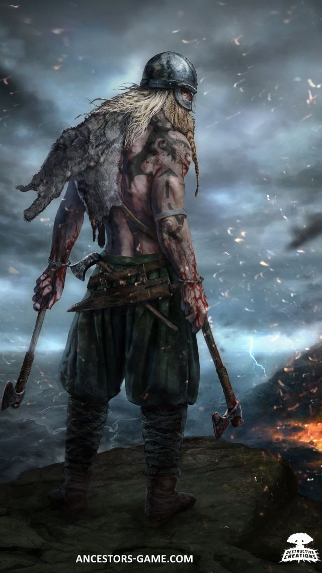 ... viking, best strategy games (vertical)