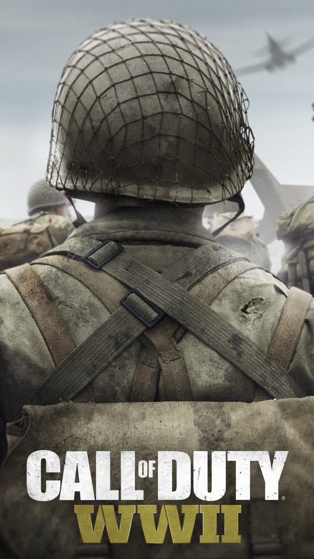 Call of Duty: WW2, 4k, 5k, poster, screenshot, E3 2017 (vertical)