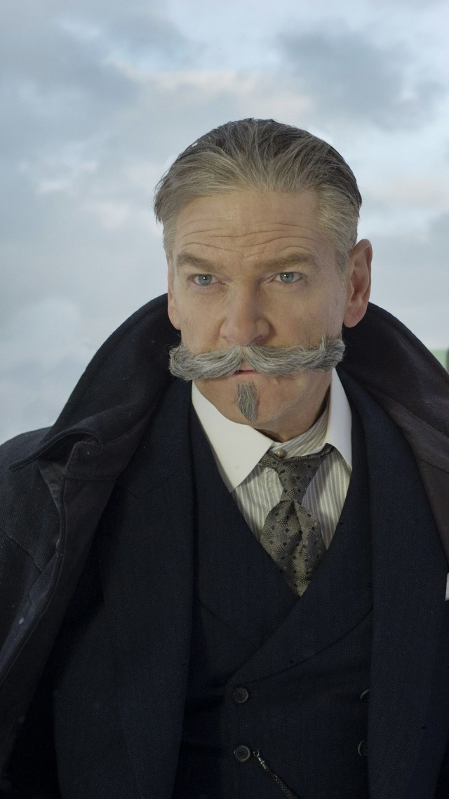 Murder on the Orient Express, Kenneth Branagh, best movies (vertical)