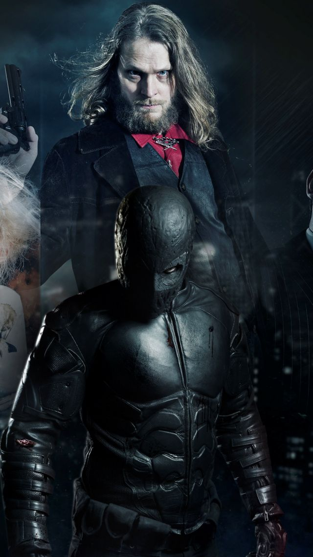 Rendel, superhero, Kristofer Gummerus, best superhero movies