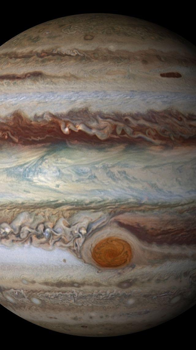 Wallpaper Jupiter Juno 4k Hd Nasa Space Photo Planet