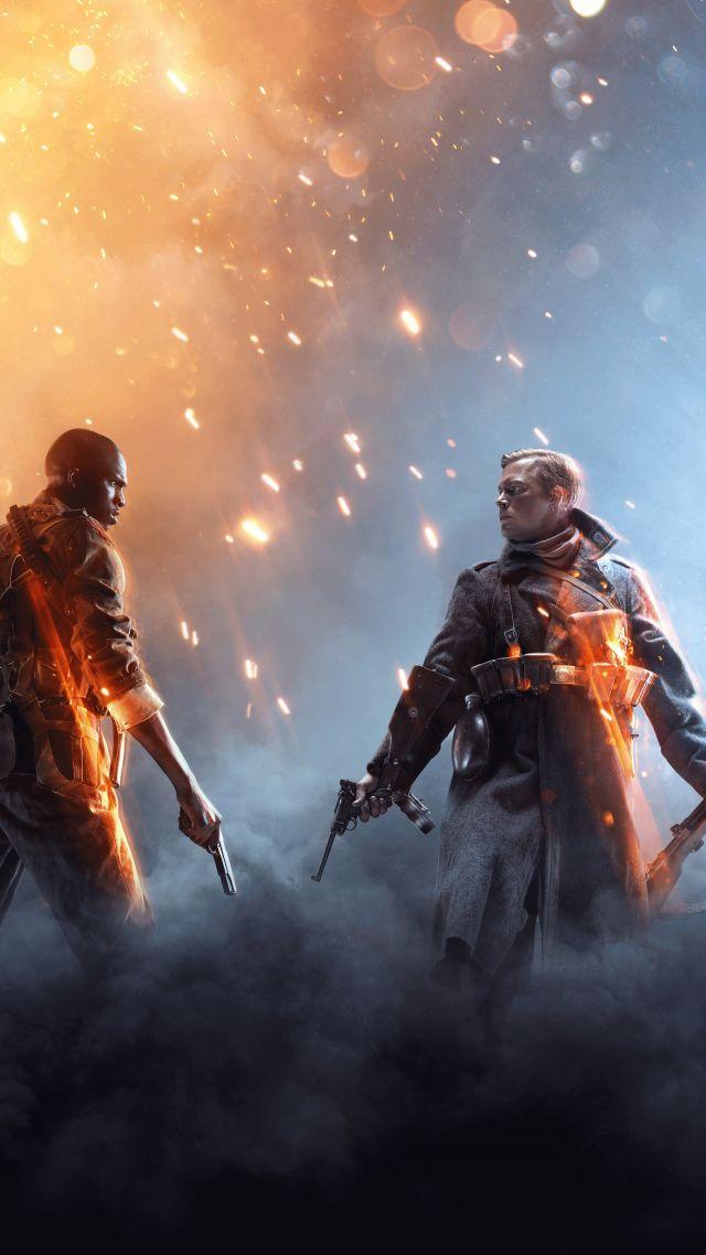 Wallpaper Battlefield 1 4k 8k Squads Smoke Games 13593