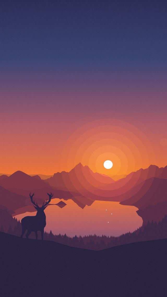 Wallpaper Firewatch 4k 8k Art Forest Games 13610