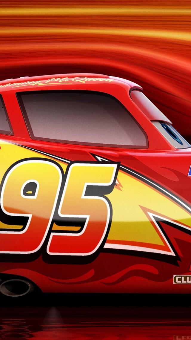 Wallpaper Cars 3 4k Lightning Mcqueen Poster Movies 13672
