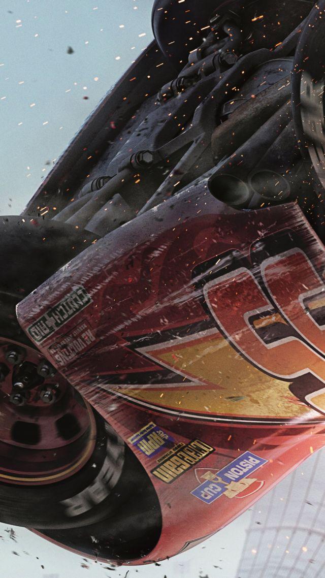 Wallpaper Cars 3 4k Lightning Mcqueen 5k Poster Movies 13673