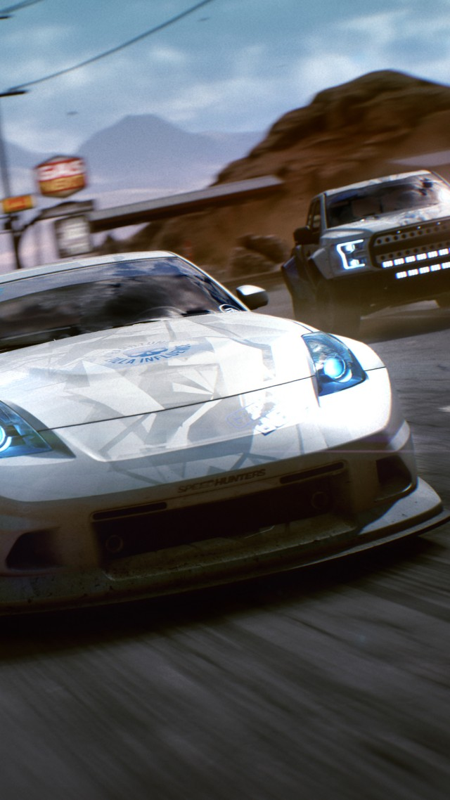 Need for Speed Playback, 4k, screenshot, E3 2017 (vertical)