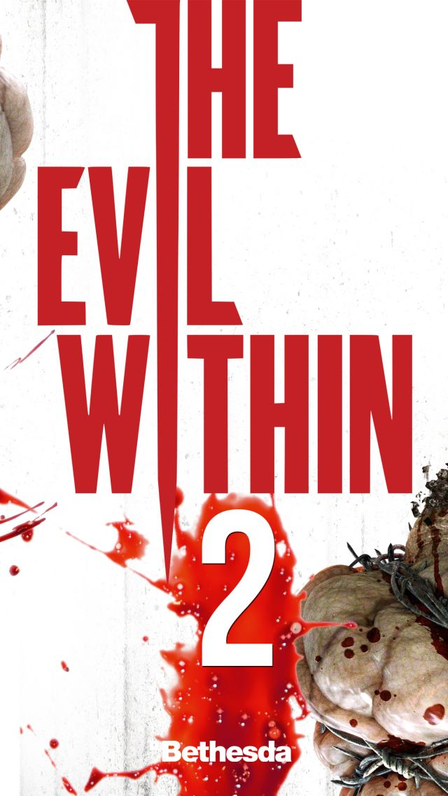 The Evil Within 2 4k E3 2017 Vertical